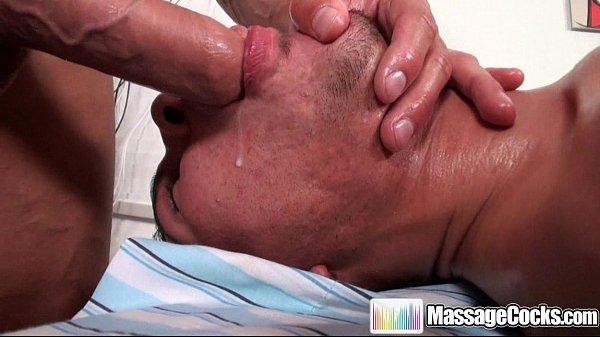Massagecocks twink happy massage