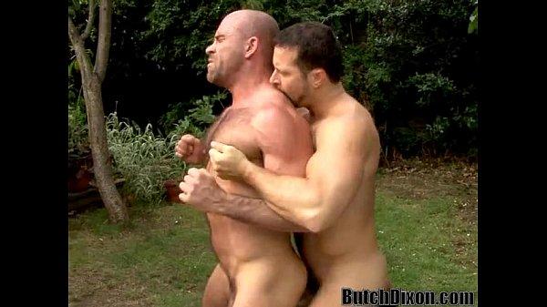 Butch Dixon Gay porno