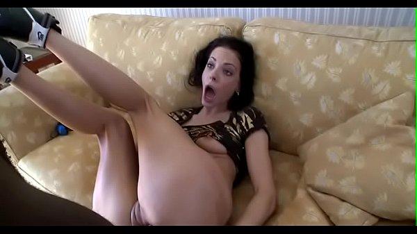 Трахнул привлекательную девушку в мини юбке