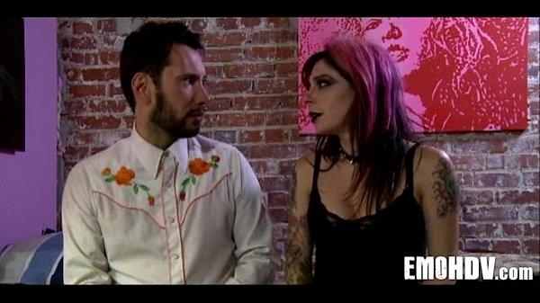Emo slut with tattoos 0837