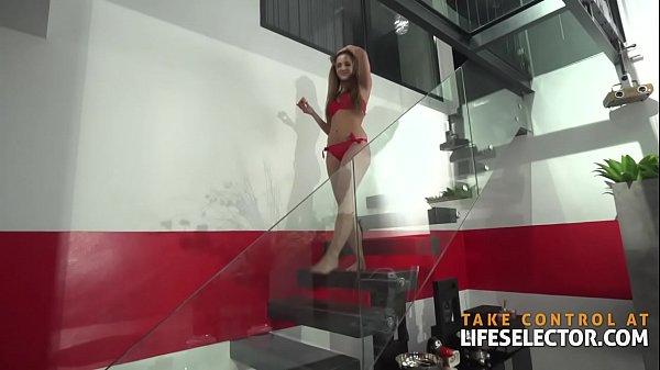 Amira Adarah - Christmas Anal Surprise
