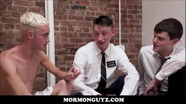 2018-11-11 17:07:51 - Blonde Mormon Twink Has Sex With His New Roommate While Other Roommate Directs 8 min  HD http://www.neofic.com