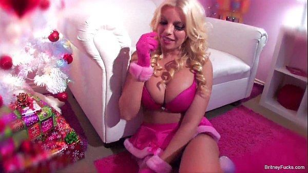 Под новогодней елкой порно