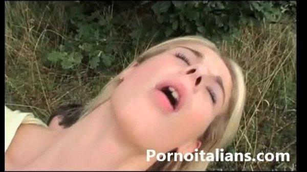 Gran Scopata Con Bionda Italiana Beautiful Blonde Fuck