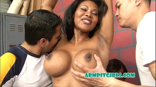 Fucking armpitgirls
