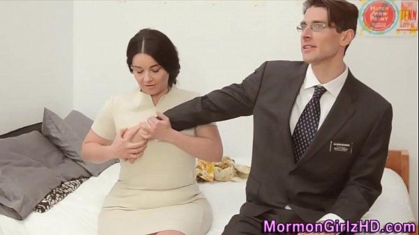 Spunky Mormon Teenager