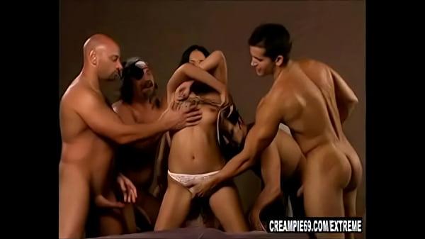 Зверское порно с качками