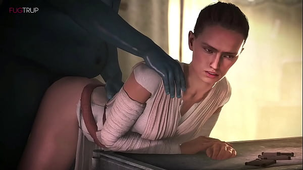 Star Wars – Rey (Daisy Ridley) Animated Compilation