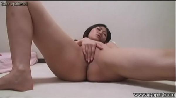 Japanese schoolgirl aki kawana dildo masturbation porn