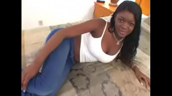 Young Black Teen W Big Tits In Ebony Blowjob Amateur Video  thumbnail