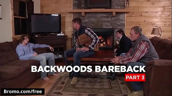 2019-01-11 01:30:58 - Bryce with Scott Harbor Sebastian Young Tom Faulk at Backwoods Bareback Part 3 Scene 1 - Trailer preview - Bromo 1 min 6 sec  720p http://www.neofic.com