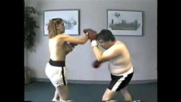 Bigboobbrawlers - Boxing  thumbnail