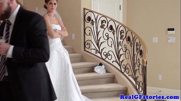 Невесту трахнул фотограф