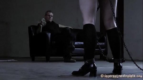 Жесткий секс с машиной видео