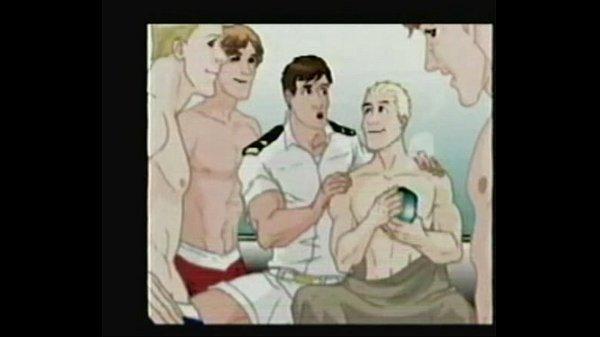Крутые картинки геи из мультиков