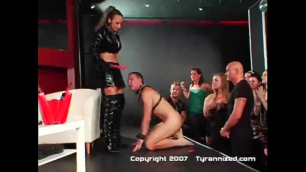Adult Theater Orgy