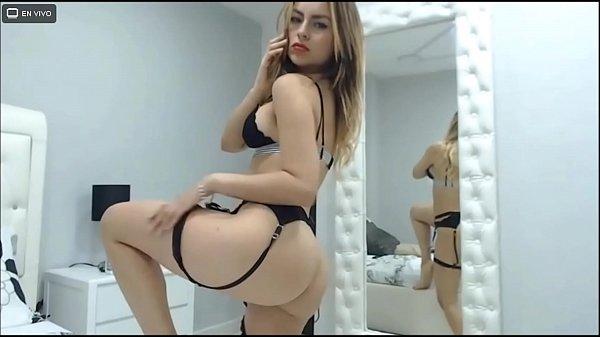 Nonton video bokep Modelo webcam latina con lencería negra muy sexy- samanthabunny hot di TvMusicayVideo.Com