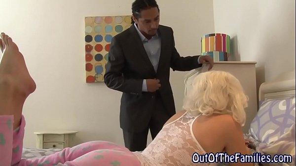 Домашний миньет с женой порно видео