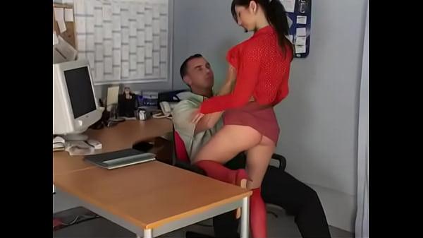 Лесби страпон начальница и секретарша