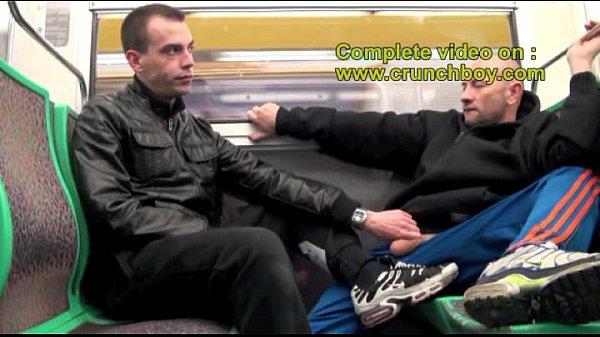 Gay Subway Sex