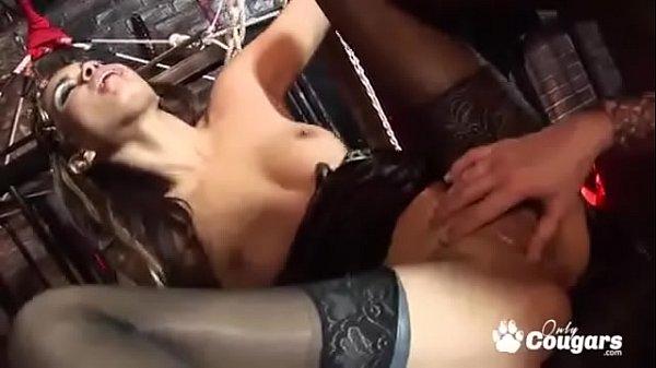 Evil Vampire Daisy Marie & Jett Black Suck A Cock Dry