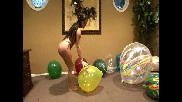 Воздушные шары фетиш