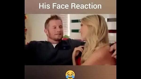 Вирт блондинки перед мужиком