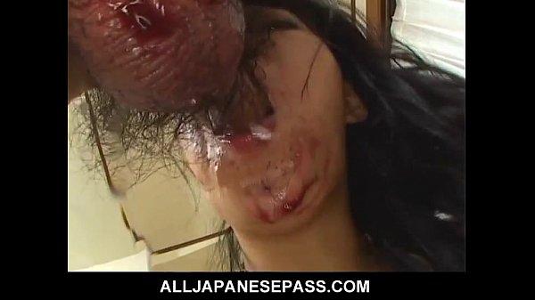 Разврат на японских улицах видео