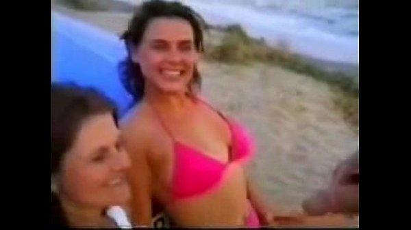 Мама и сестр на природе порно