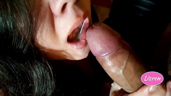 Actriz porno chilena con un fan