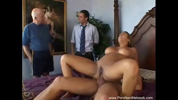 Свинг порно первый раз