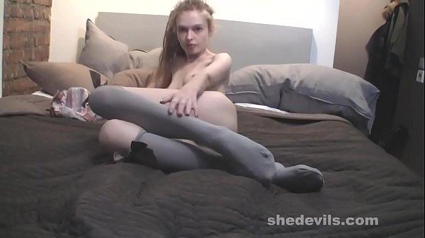 Онлайн порно самая тощая в мире