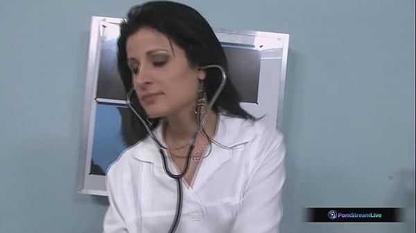 Секс со студенткой из мединститута