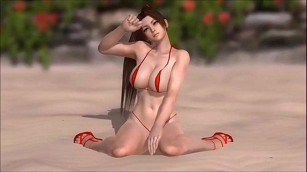 Гламурные лесбиянки в микро бикини видео