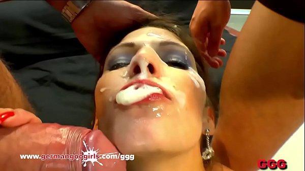 German Goo Girls - Queen Of Cum Viktoria
