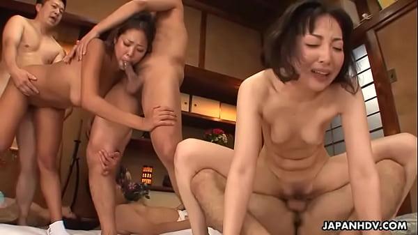 Японский групповой секс фильмы сейчас скачать