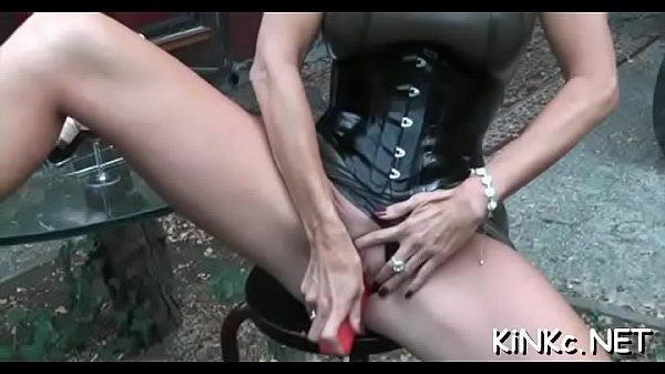 Naked Mistress Rocks Your World When Dominating Jocks