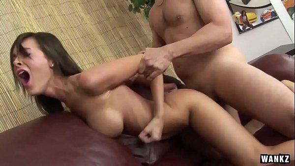 Cuplu De Actori Porno Au Parte De Partide De Sex Galagioase