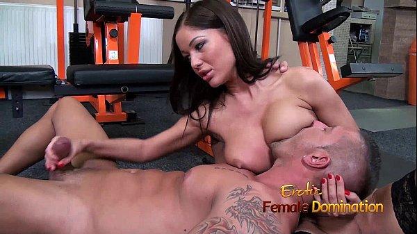 Эротический массаж груди jenny mcclain