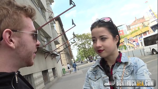 Taissia Shanti: Hot Taissia Show Off Her Cocksucking Skills In Public