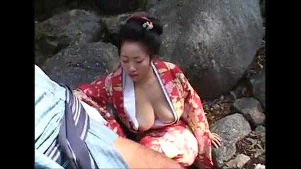 """หนังโป๊ญี่ปุ่นไม่เซ็นเซอร์ """"เกอิชา"""""""