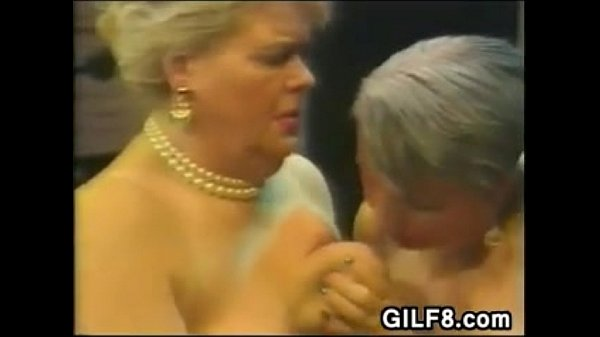 Ретро бабушки в анал видео