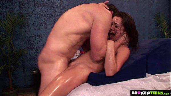 BrokenTeens – Help your hot body feel better with a huge cock