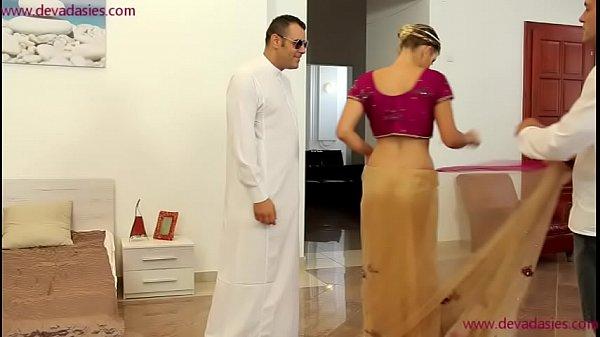 ARAB PORN – Lost Indian woman