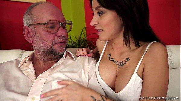 Порно в hd старики с молодыми