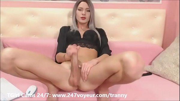 Big Cock Masturbation and Cumshot Live on Cam DailyFon.com