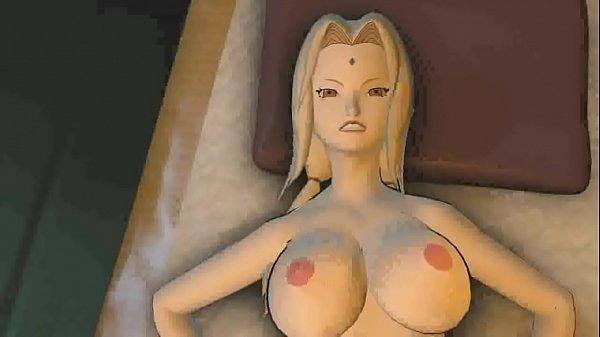 Sakura and Naruto sex in the office of Hokage