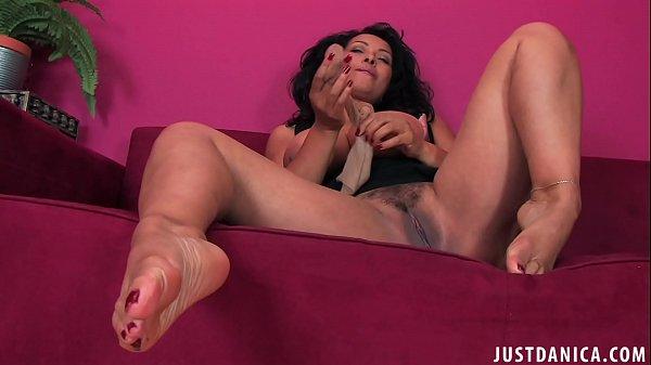 collins porn Danica feet