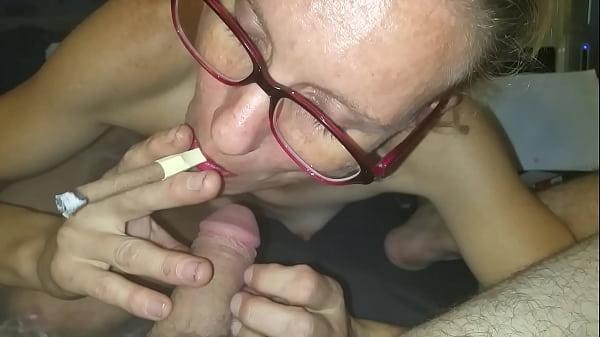 Cock sucking cigar smokers — 7