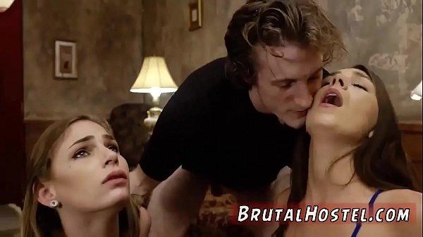 Порно немецкое жестокое групповое